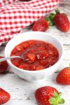 Strawberry Topping for Cheesecake by The Toasty Kitchen