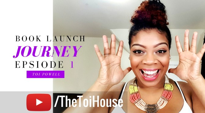 Social Book Launch Journey: Episode 1