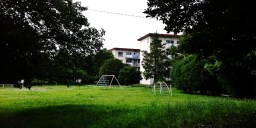 Asagaya Housing danchi green space