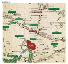 New Asagaya Housing 2016 map