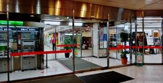 2. New Shimbashi Building south entrance
