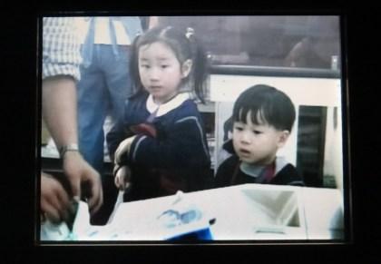 "Children shopping in a screenshot from ""Hajimete no otsukai"" TV show."