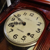 Made in Occupied Japan: Eikeisha clock (1947-1952)