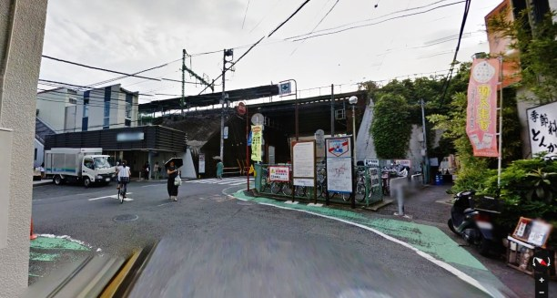 Keikyu-Tomioka Station Yokohama