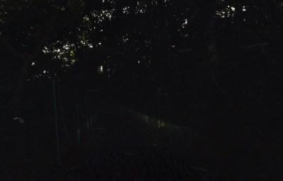 The darkest spot
