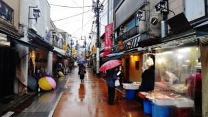 Yanaka shotengai shopping street