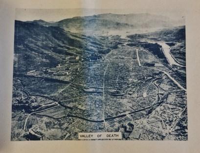 Nagasaki atomic bomb damage Valley of Death