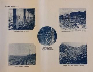 Nagasaki atomic bomb damage