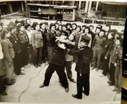 Japan Women's Police 1946 training