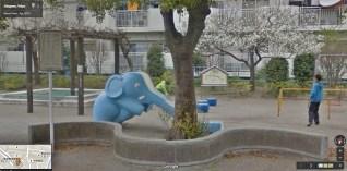 Minami Shinozakicho 5-Chome edogawa danchi park