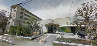 Kitami children's house danchi