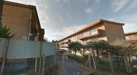 National civil servants Komaba housing building 6