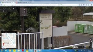 Toei Higashi Kurume Center-cho, 2-Chome apartment - map 2