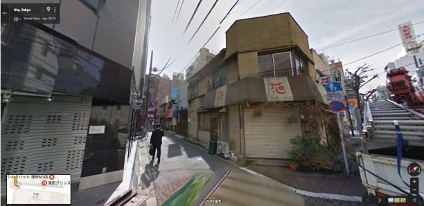 Kamata Tokyo early morning