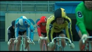 Kikujiro bike race 1