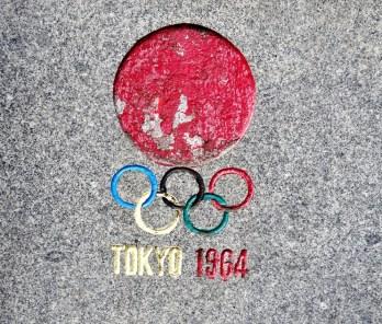 tokyo-1964-olympics-sundial-logo