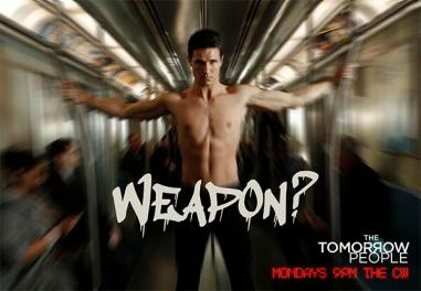 Arme ? Robbie Amell
