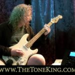 Stevie Ray Vaughan by Johnny DeMarco - A Video Tutorial - A TTK Exclusive!
