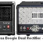 Mesa Dual Rectifier vs. ENGL Fireball Shoot-Out