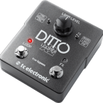 NAMM 2014: TC Electronic Ditto X2 Looper