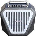Four Force EM-1 Guitar Amplifier DEMO, REVIEW & INTERVIEW