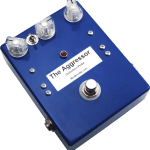 MOD Kits DIY Releases The Aggressor Distortion Pedal
