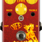 30 Pedals in 30 Days 2014: VFE Fiery Red Horse Fuzz