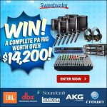 Sweetwater's Monthly Gear Give-Away