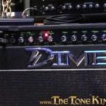 Dime D100C Amp Review using Dean DFH - Dimebag Style! - D100 Demo