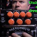 Orange BAX BANGEETAR Pedal Unboxing