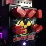 30 Pedals in 30 Days 2015: Sonic Fusion Critical Mass Distortion Pedal