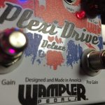 30 Pedals in 30 Days 2015: Wampler Plexi-Drive Deluxe British Overdrive