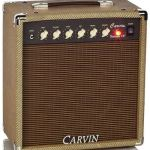 Enter to Win a Carvin Audio Vintage Tube Amp