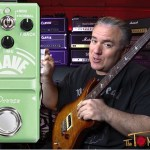 WHAT?  A $35 DELAY Pedal??  YES - The Time Wave by Donner Effects - Demo & Review
