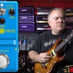 A $35 TUBE DRIVE Pedal by Donner Effects - Demo & Review