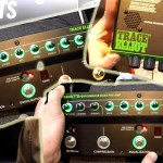 TRACE Elliot ELF, Transit-A and Transit-B Acoustic & BASS Pre-Amps - Winter NAMM 2017