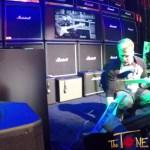 NAMM 2018 MARSHALL AMPS - New Origin Series inc. DEMO