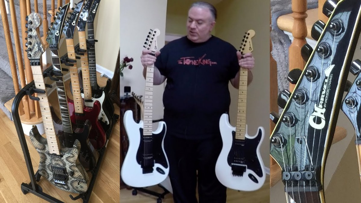 All Of My Charvel Guitars Which Era Do You Like Best The Tone Morley Mark 1 Tremonti Power Wah Pedal Bh Photo King