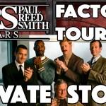 The Illuminati of PRS Guitars - PRIVATE STOCK - Factory Tour Part 4