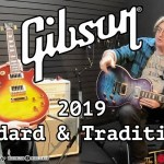 GIBSON 2019 MODELS - Gibson Les Paul Standard & Traditional Guitars