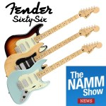 NAMM 2019: Fender Alternate Reality Sixty-Six