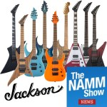 NAMM 2019: Jackson announces new artist signature models