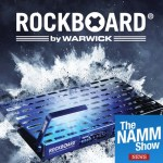 How Much More Can Your Pedalboard Rock?  ROCKBOARD!