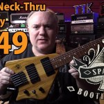 BEST HEADLESS GUITAR for LESS THAN $550 with OHSC