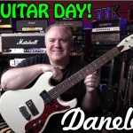 NGD!  $499 P90 Guitar!  Unboxing & Demo - DANELECTRO '64XT
