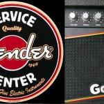 Dennis Kager - P2 - FENDER's GO-TO REPAIR SHOP!  REMEMBER GORILLA AMPS ???