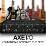 IK MULTIMEDIA new Audio Interface for Guitarists AXE I/O