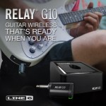 The Wireless I use in MANY of my Videos!  Line 6 Relay G10