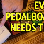 MAKE YOUR PEDALBOARD GREAT AGAIN! Two Notes C.A.B M