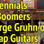 The HISTORY of CHEAP GUITARS with George Gruhn